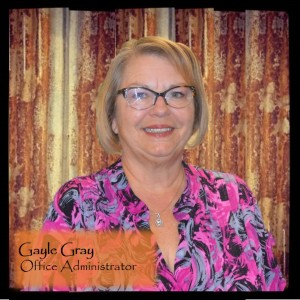 Gayle Gray Office Admin